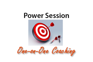 Power Session one-on-one coaching