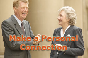 make-a-personal-connection
