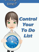 Time Management - control your to-do list