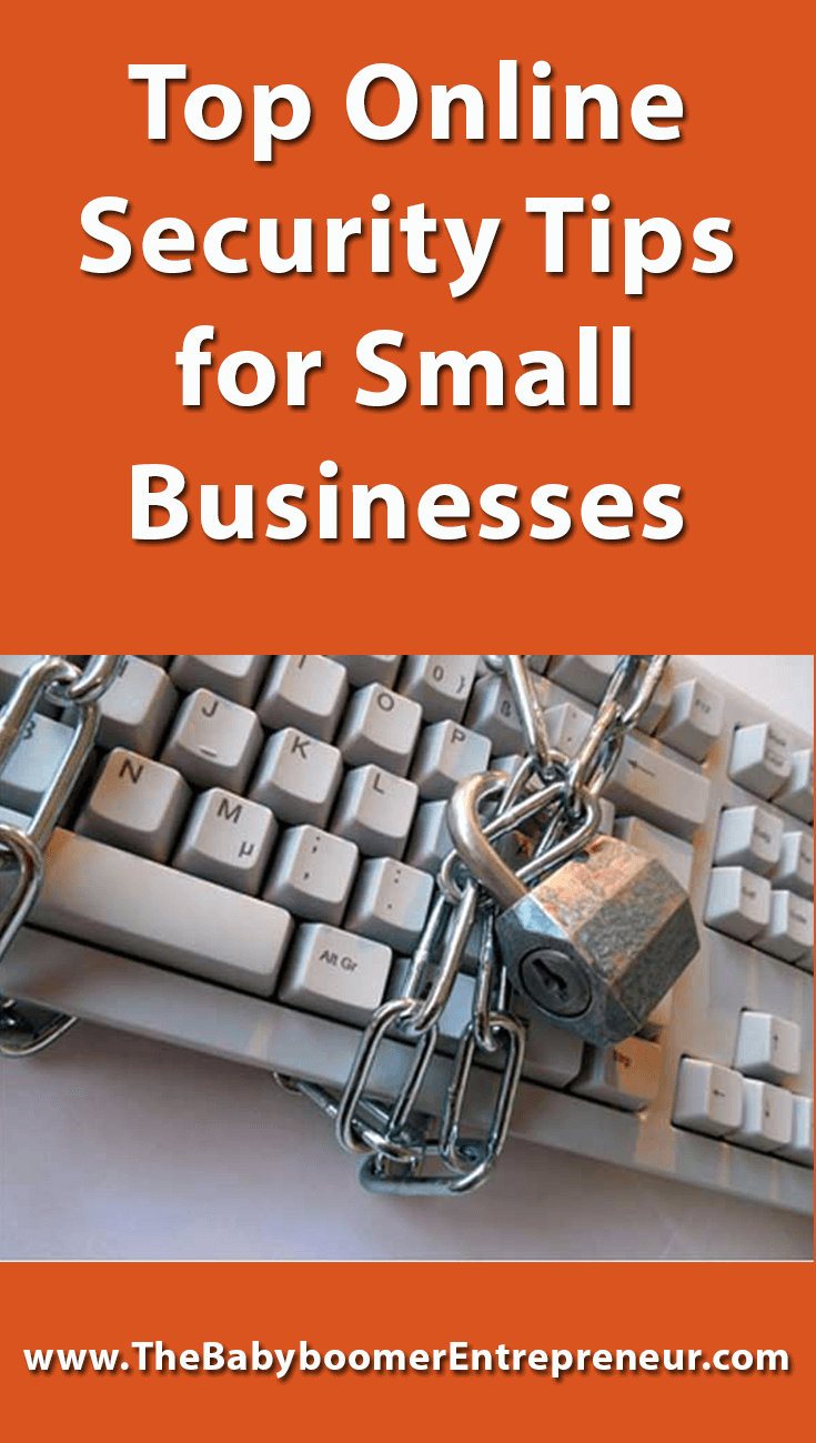 Top Online Security Tips for Small Businesses