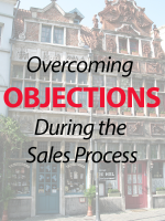 "When you are having a sales conversation with a potential customer it's not unusual for them to have ""objections"" - questions about whether your product or service is right for them. For many people who are new to the idea of selling, objections can seem like the end of the sales process. However, if you expect them and are prepared to respond, they can be an opportunity to move your prospect from a ""maybe"" to a ""yes""."