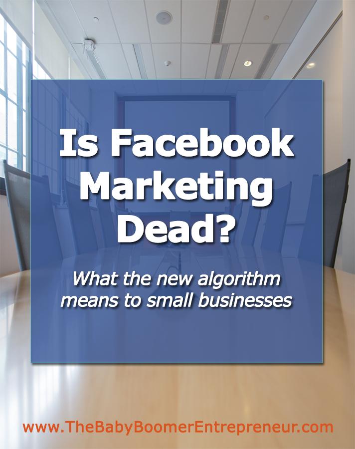 Facebook Algorithm and organic reach