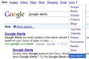 Google Alerts 1