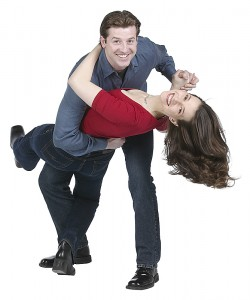 Can you imagine me learning to tango?