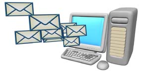 make sure your hosting notification goes to your main email address