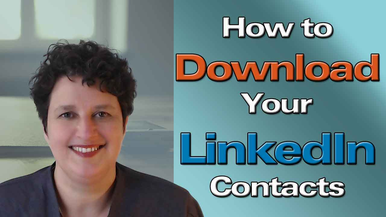 How to Download Your LinkedIn Connections