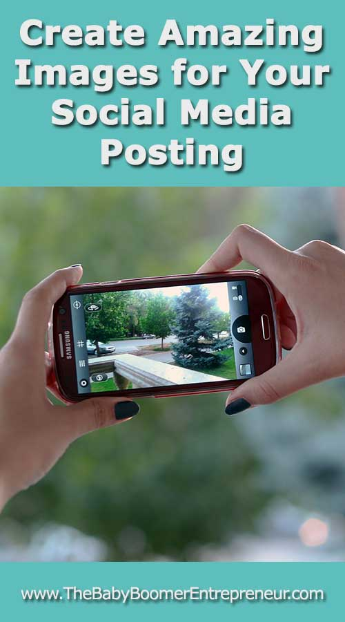 Create amazing images for your social media