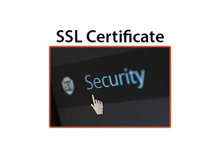 Add SSL Certificate to a Website