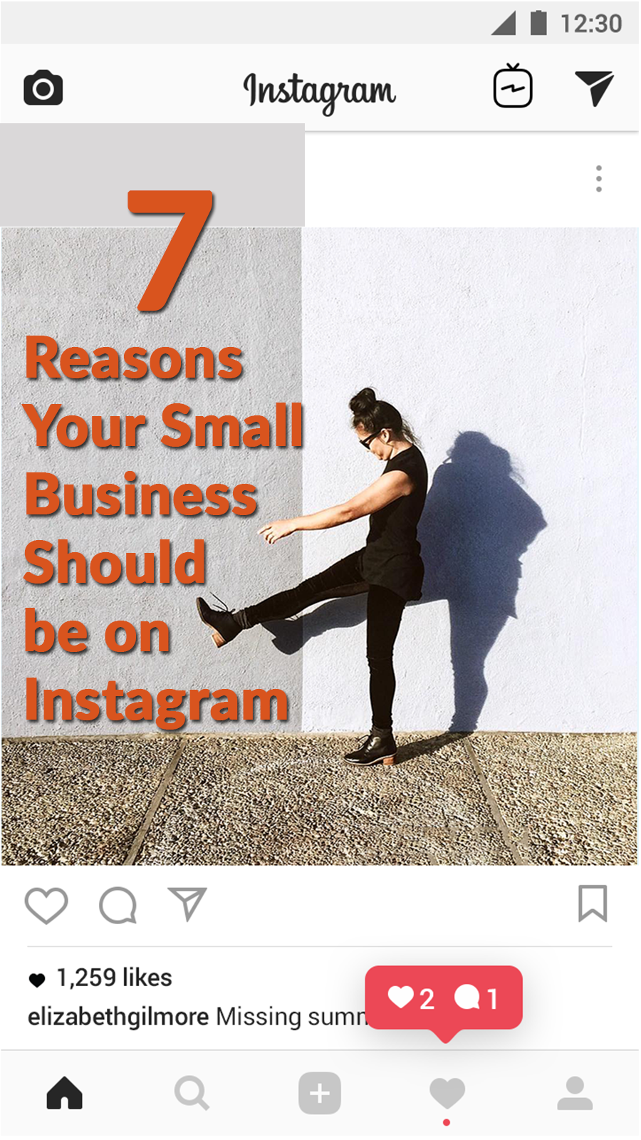 7 reasons your small business should be on Instagram