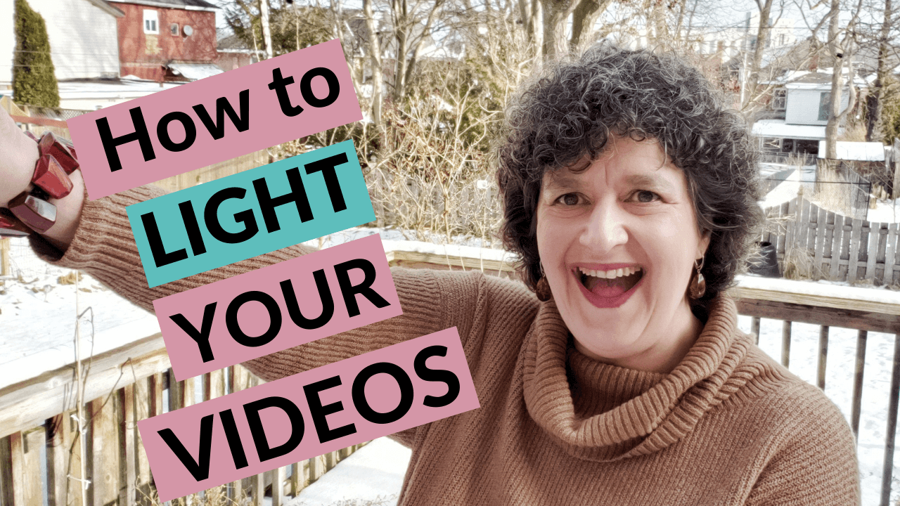 How to Light Your Videos