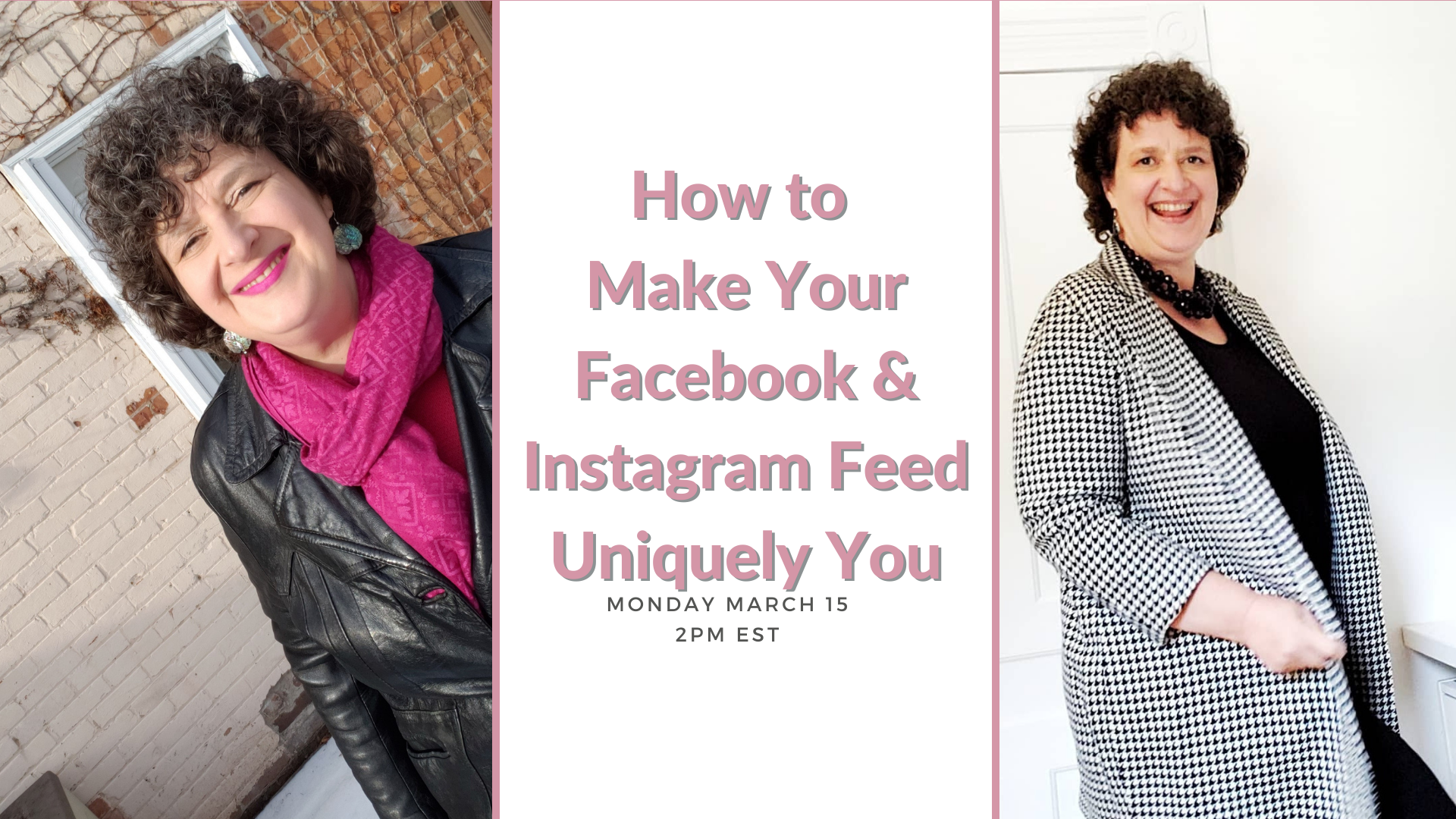 How to Make Your Facebook/Instagram Feed Uniquely You